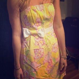 Lilly Pulitzer spring/summer dress